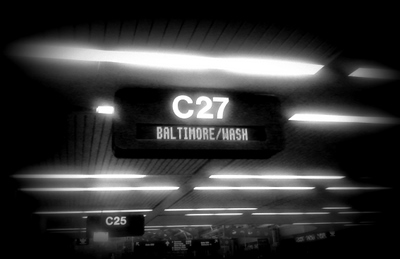 Gate 27C at O'Hare
